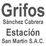 Empresa Grifos Sánchez Cabrera Estación San Martin S.A.C. Fabricación de Tanques GLP